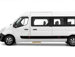 16 Seater Standard minibus Hire York