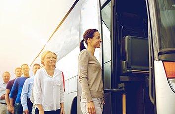 Business / Cooperate Events Minibus  York