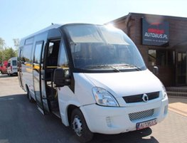 24 Seater Mini Coach Hire York